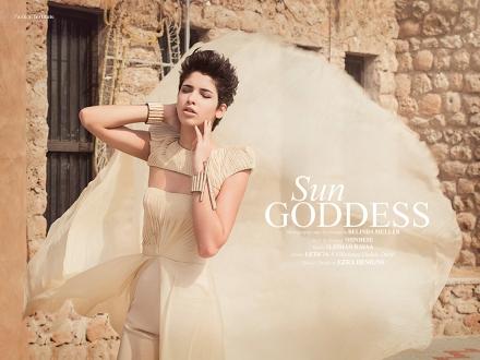 sun-goddess